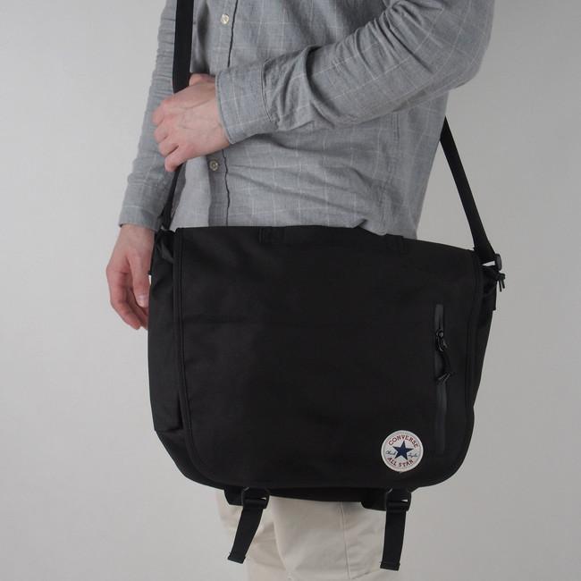 ... Converse pánská taška - černá ... 264d60dd39