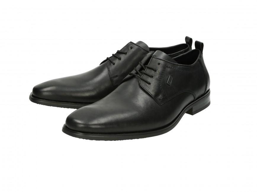 ... Rieker pánské společenské boty - černé ... 1ea9c5cfae