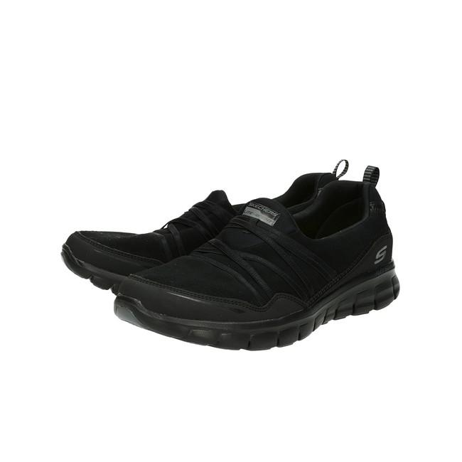 ... Skechers dámské tenisky - černé ... 2278a7eab30