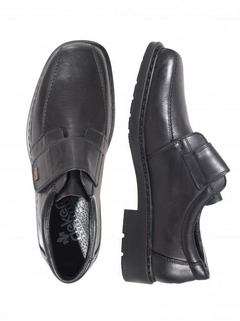 ... Rieker pánské boty na suchý zip - černé ... 6f6ee71f93