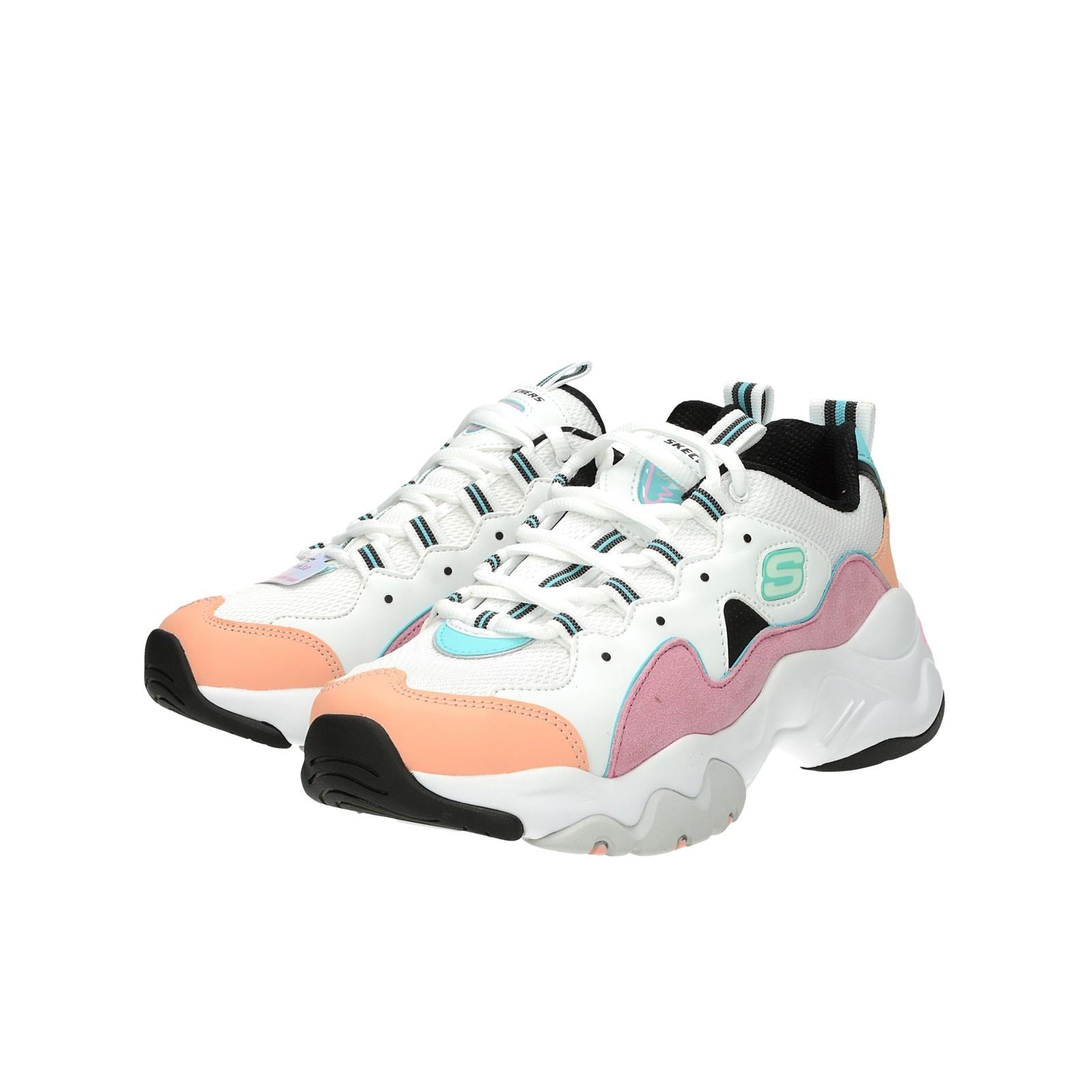 c62c38c01cb ... Skechers dámské stylové tenisky - bílé ...