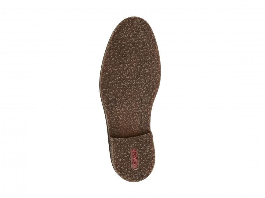... Rieker pánské společenské boty - hnědé ... 14c1b15f6c