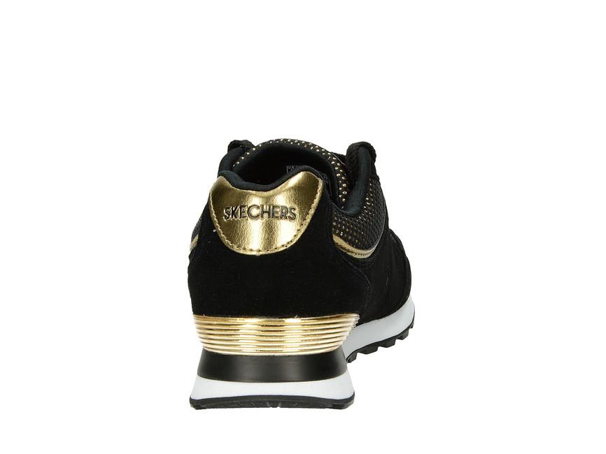 1f7bc7983b5 ... Skechers dámské tenisky - černozlaté ...