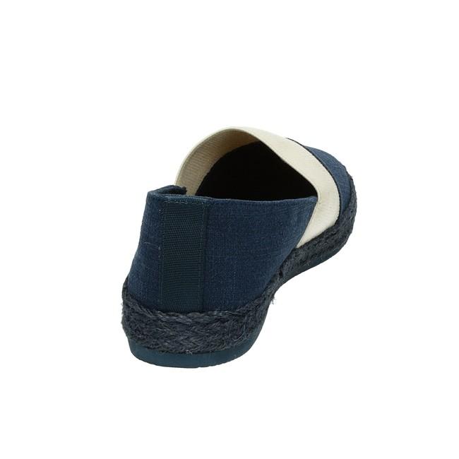 Gant dámské pohodlné espadrilky - modré