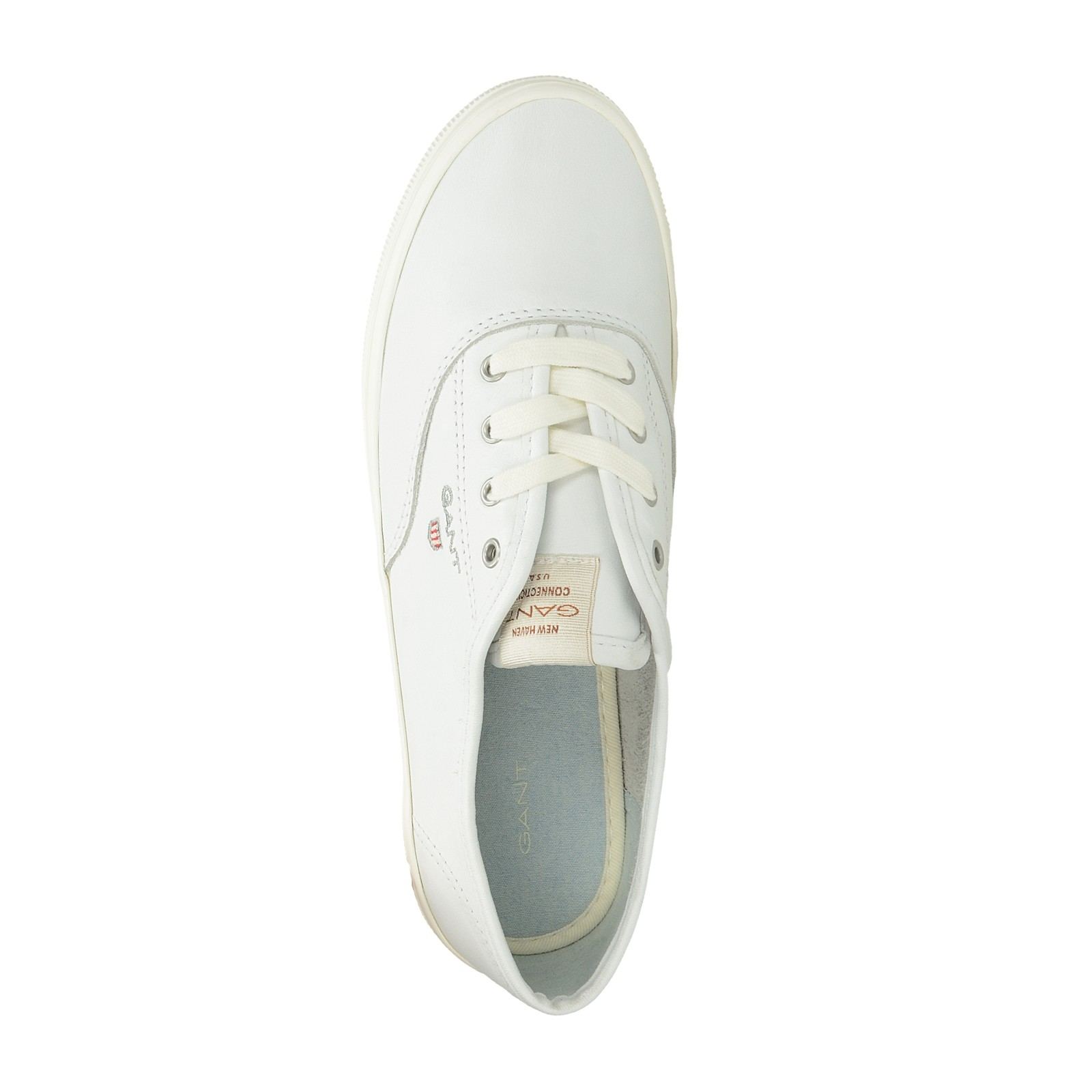 Gant dámské kožené tenisky - bílé