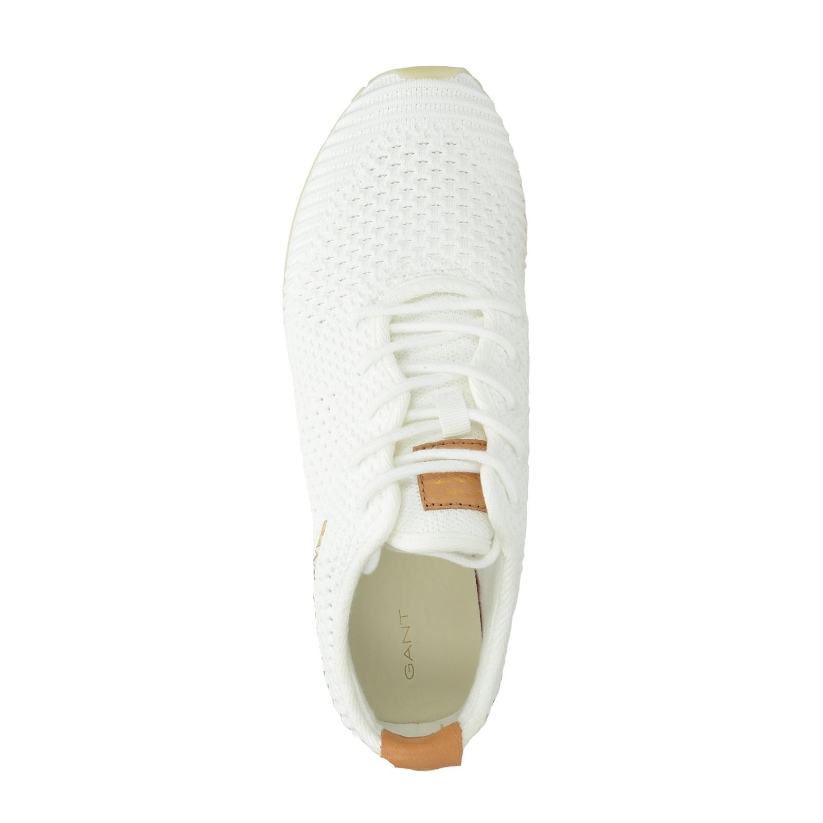 Gant dámské stylové tenisky - bílé