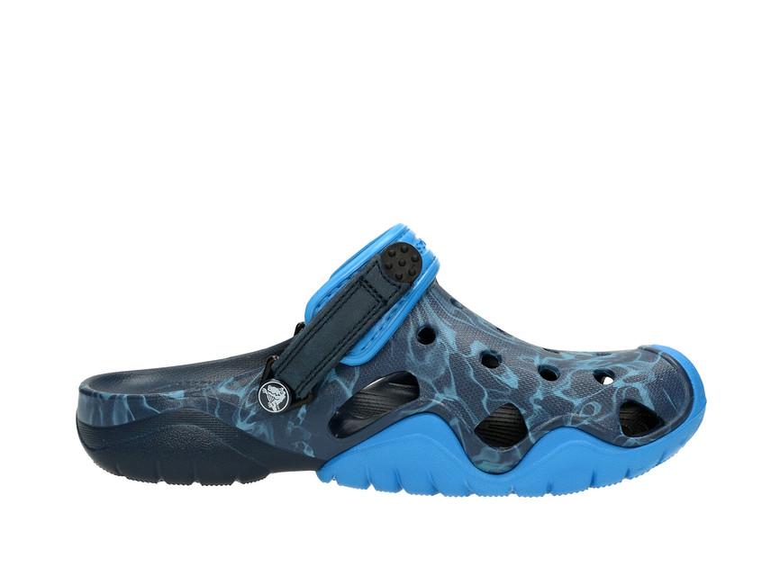 c78308efdf3 ... Crocs pánské nazouváky - modré ...