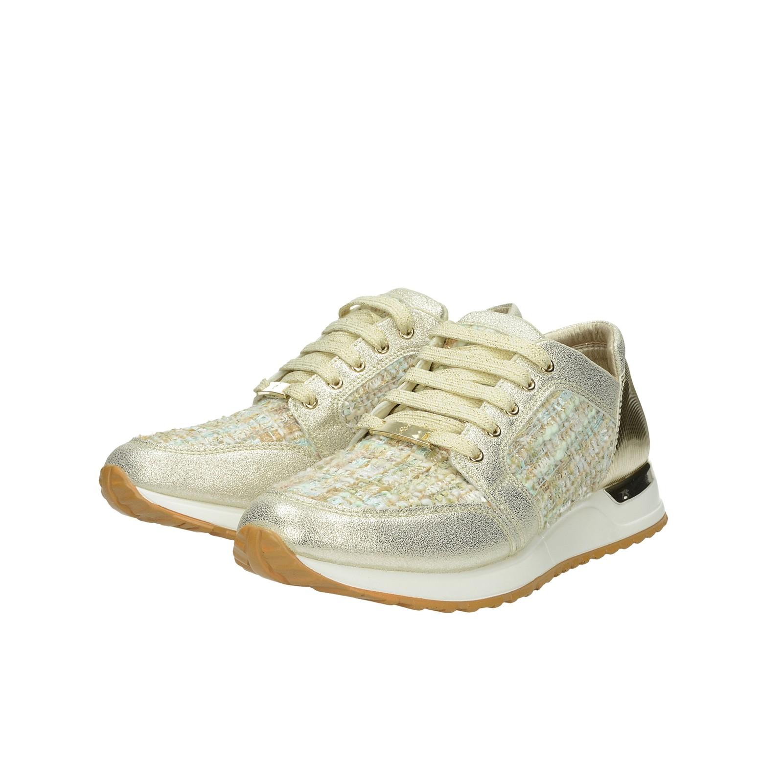 2640fc591 Menbur dámské stylové tenisky - zlaté   2046900-GOLD cz.robel.shoes