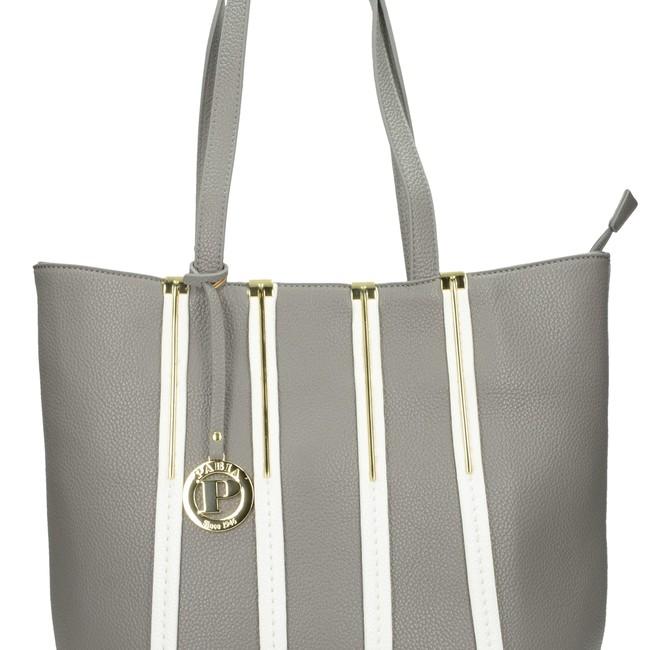 Pabia dámská kabelka - šedá