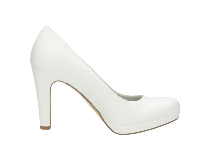 ... Tamaris dámské lodičky - bílé ... 6c6a79edc8