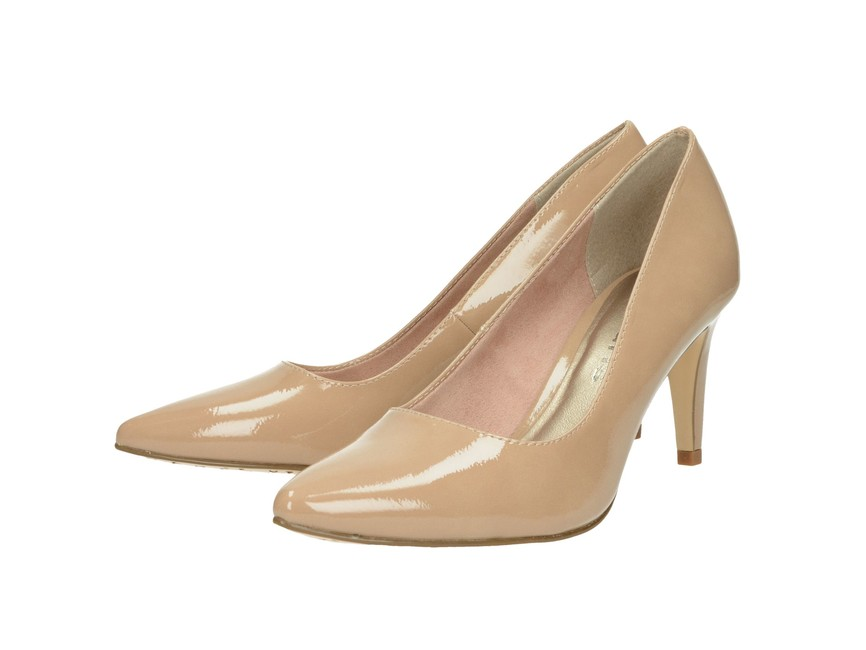 c4064ef10 Tamaris dámské lodičky - béžové | 2244722-NUDE cz.robel.shoes