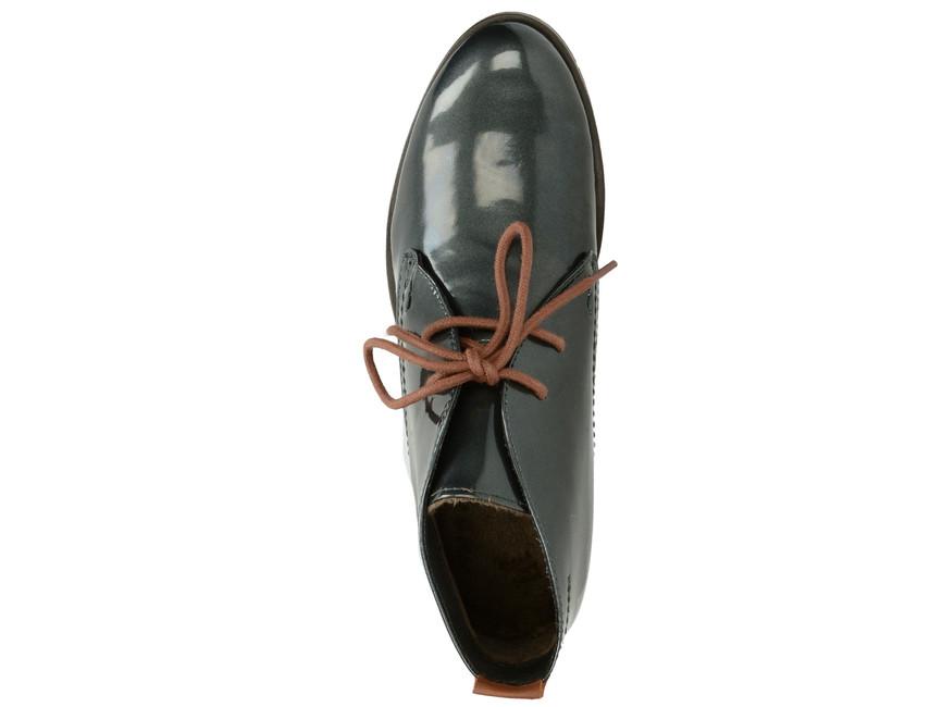 Marco Tozzi dámské kotníkové boty - šedé ... 1e873c7ccfc