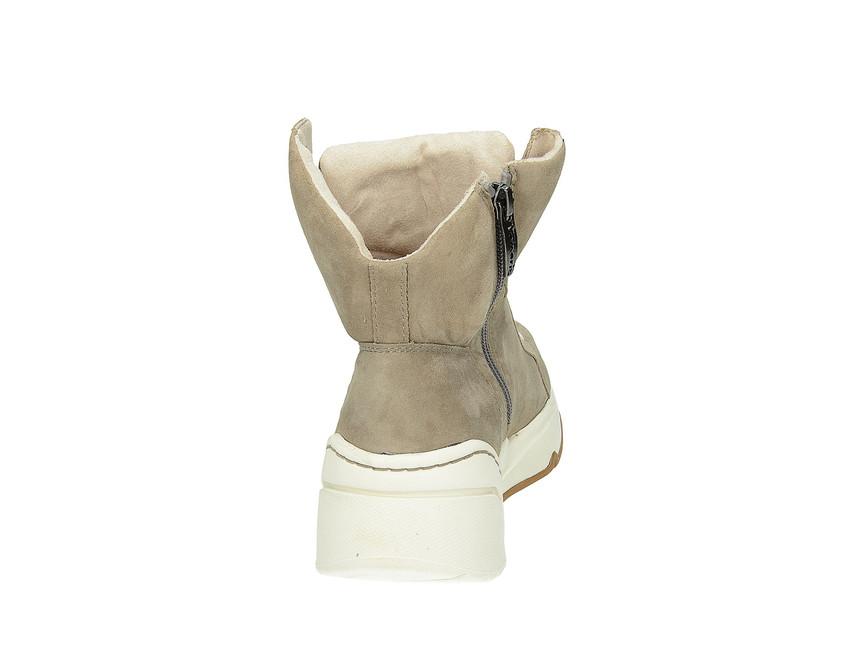fc165122970d6 Tamaris dámské zateplené kotníkové boty - béžové | 2520029-TAUPE cz ...