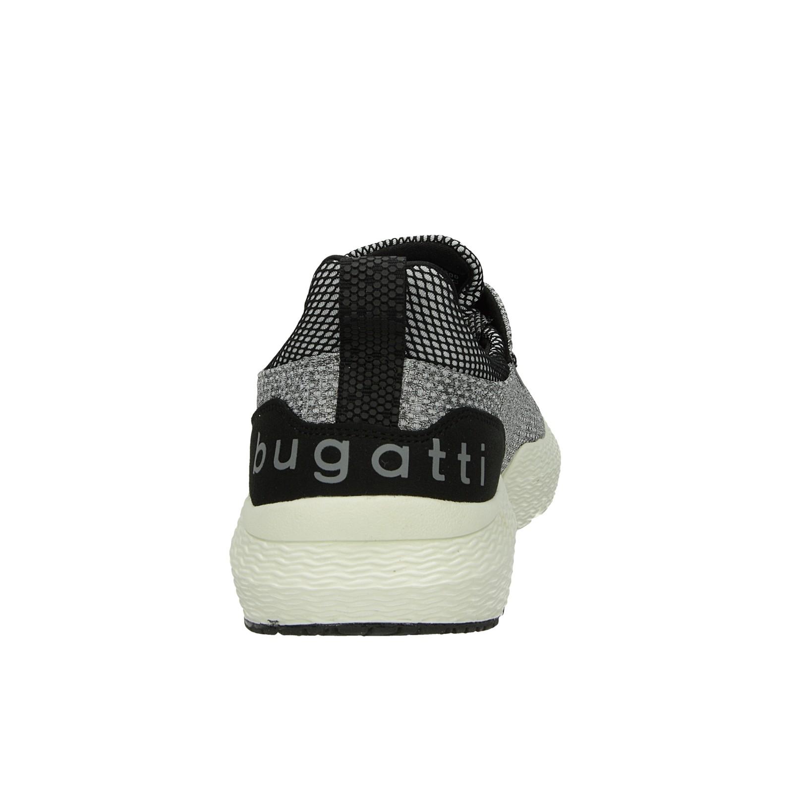 eb552296af ... Bugatti pánské stylové pohodlné tenisky - béžové ...
