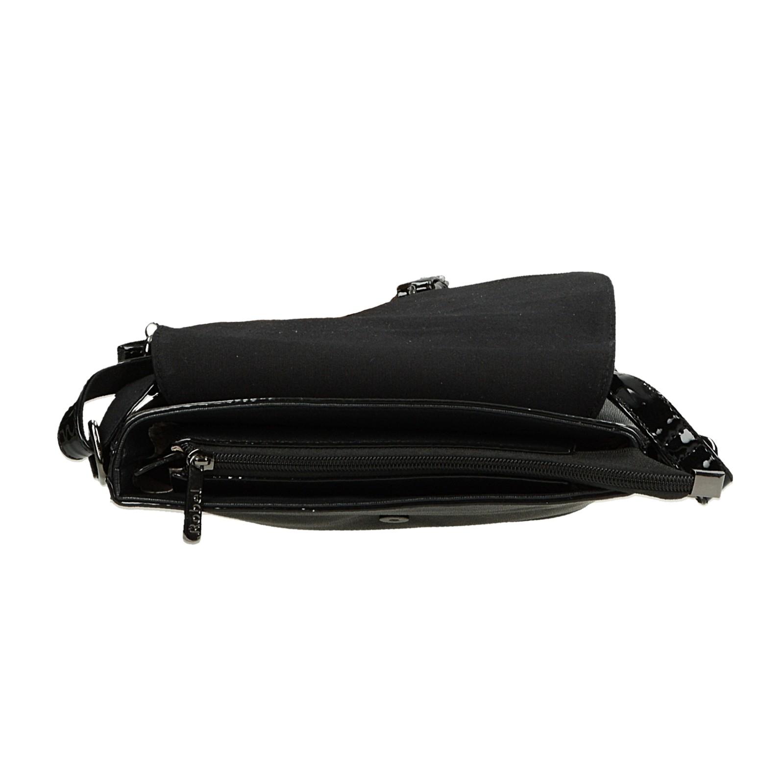 Robel dámská crossbody kabelka - černá