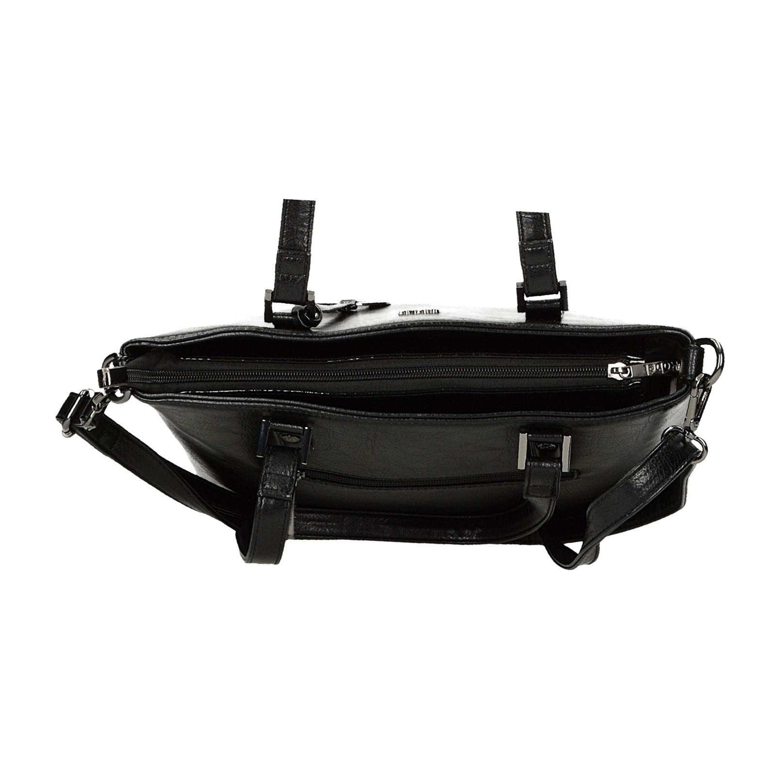 Robel dámská elegantní kabelka - černá ... 229dce9038d