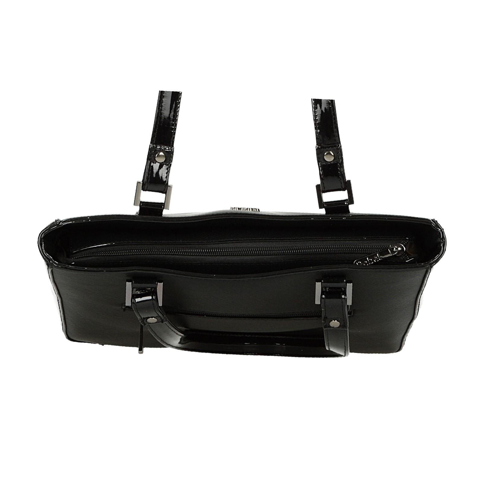 Robel dámská praktická kabelka - černá ... 859a2916411