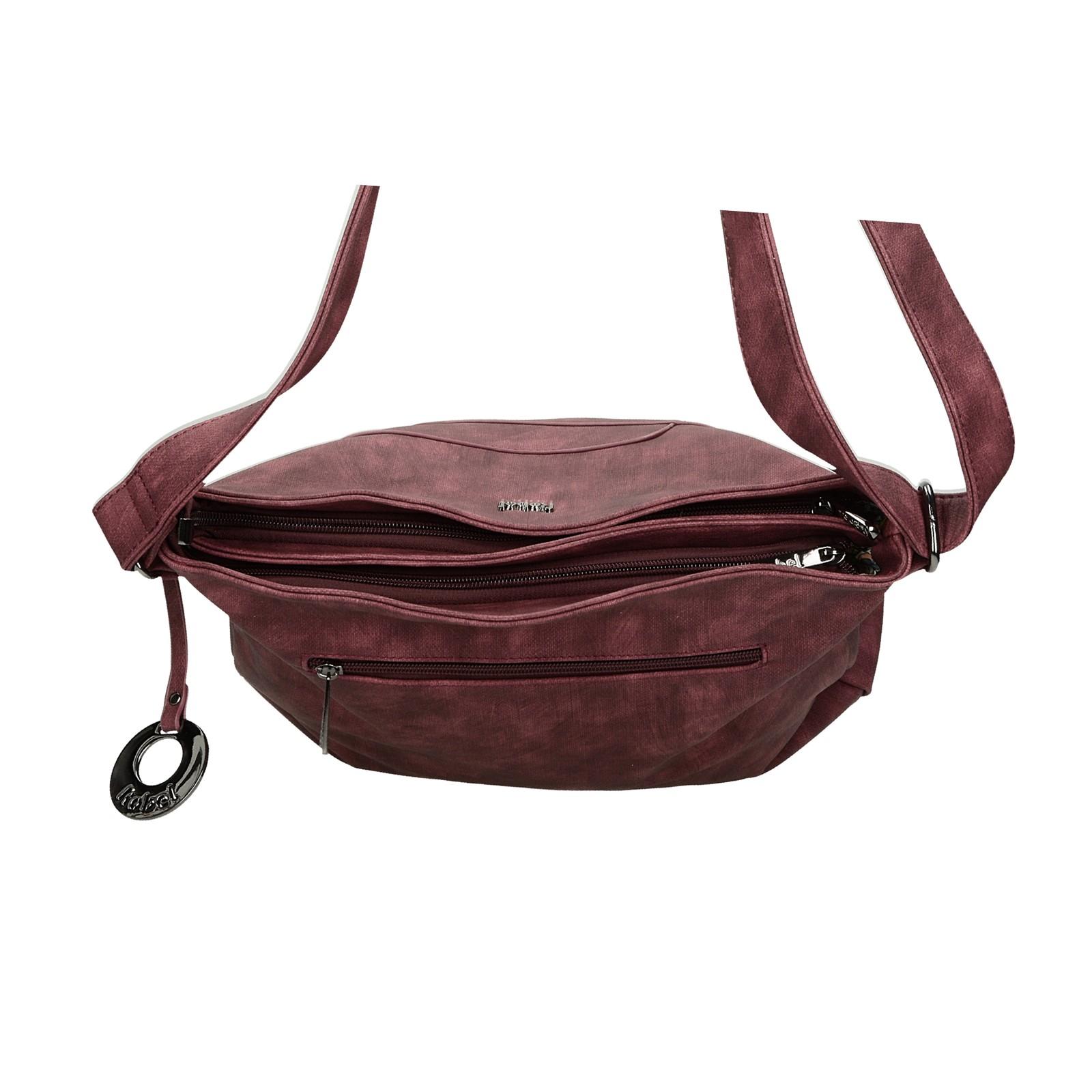 Robel dámská praktická kabelka - bordó
