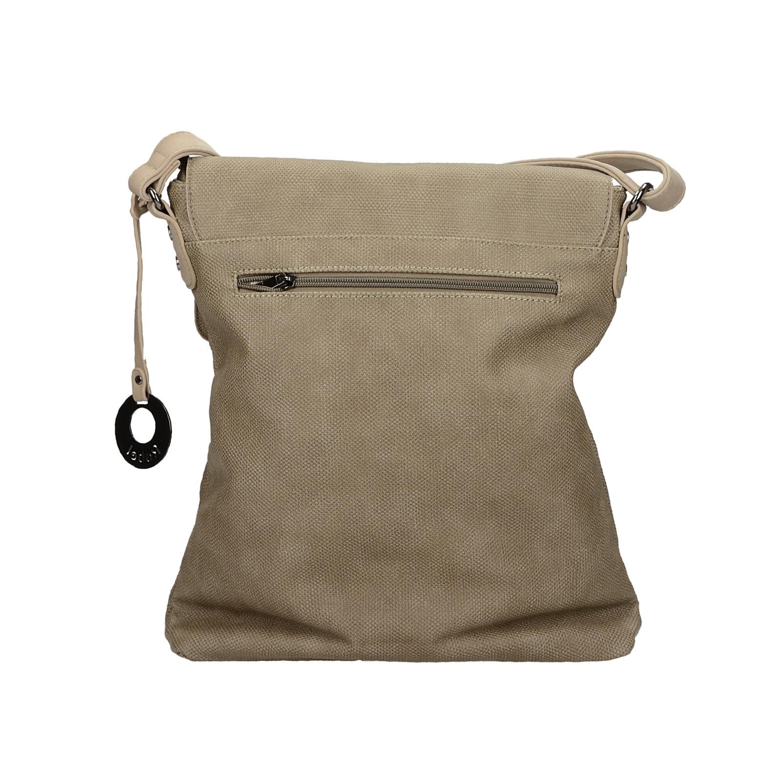 Robel dámská praktická kabelka - hnědá