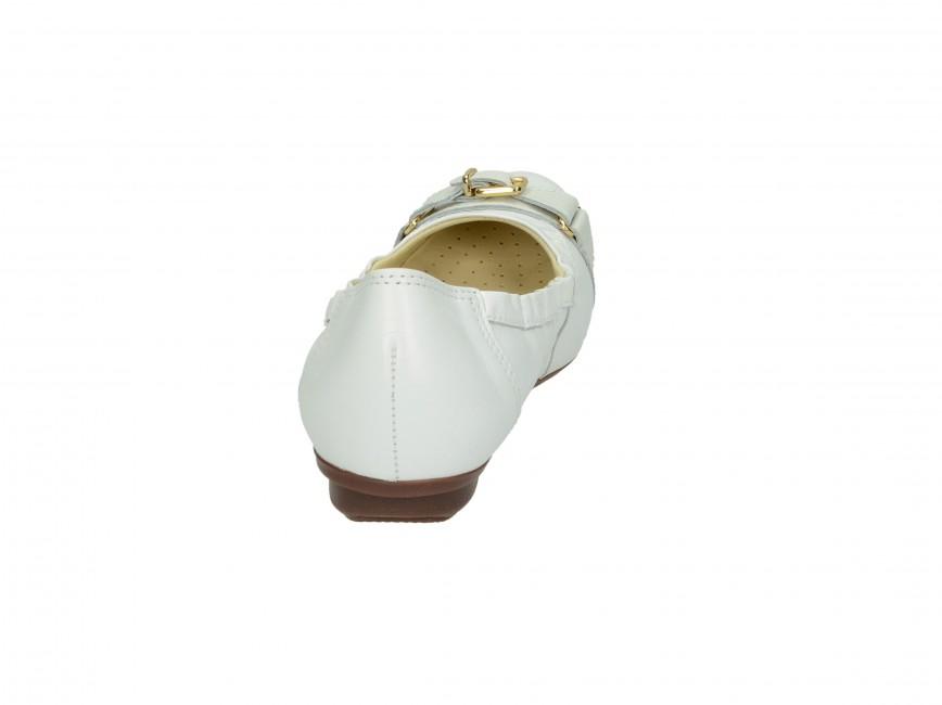 Robel dámské balerínky - bílé
