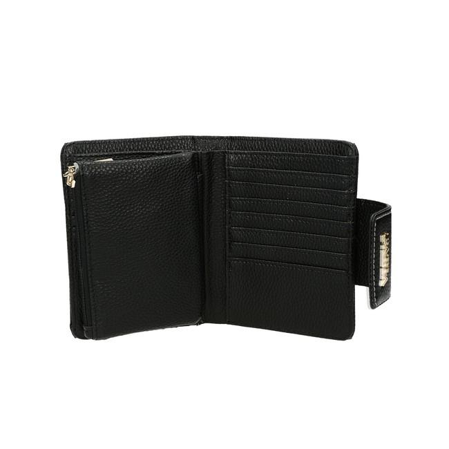 Pabia dámská praktická peněženka - černá