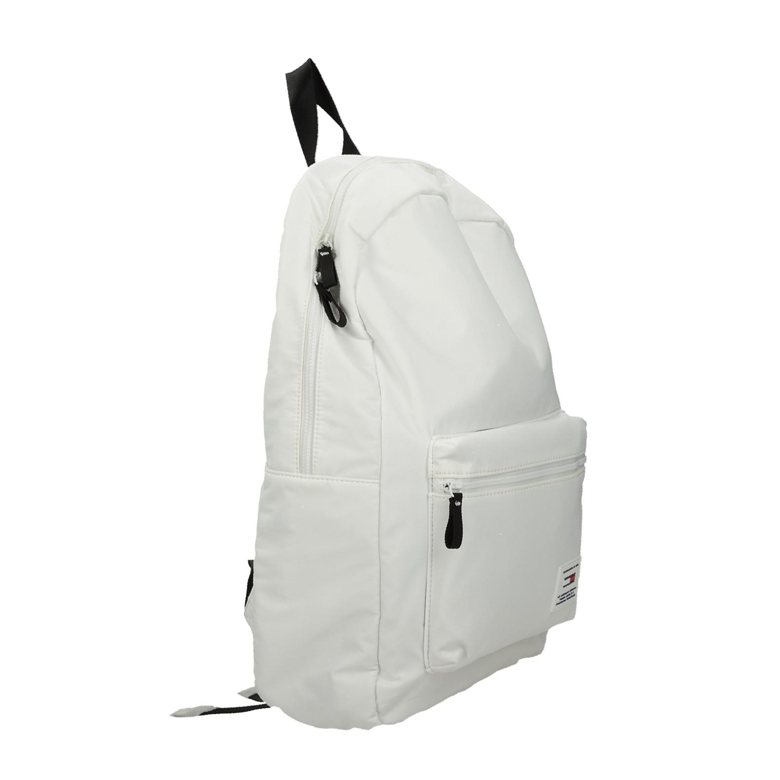 Tommy Hilfiger dámský stylový ruksak - bíly