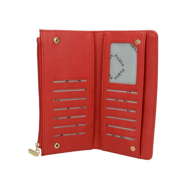 Pabia dámská peněženka - červená
