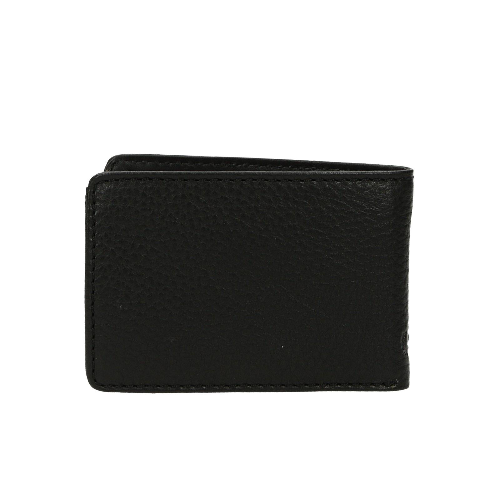 Bugatti pánská stylová peněženka - černá