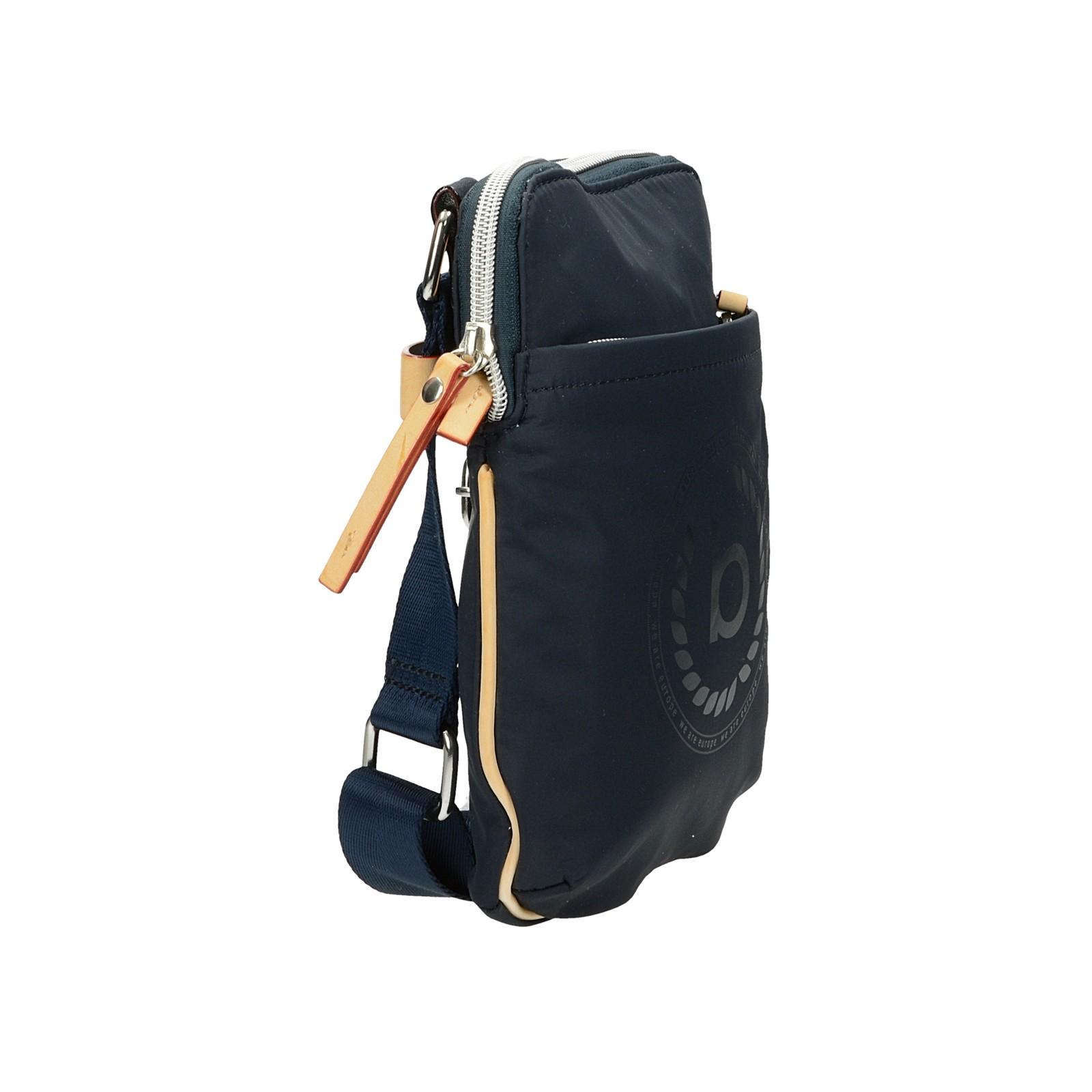 1192e14a780 ... Bugatti pánská stylová crossbody taška - tmavomodrá ...