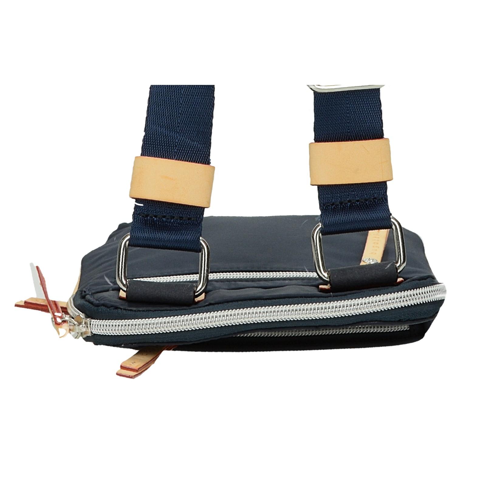 50c3946456a Bugatti pánská stylová crossbody taška - tmavomodrá ...