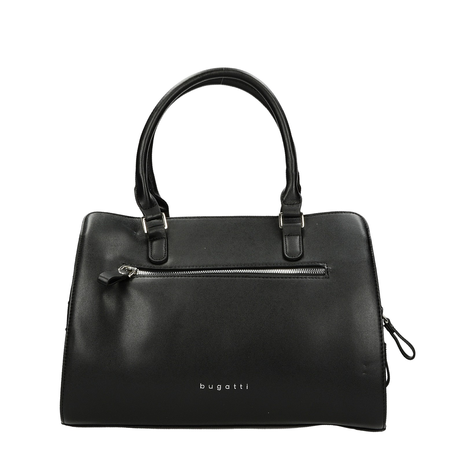 Bugatti dámská kožená stylová kabelka - černá