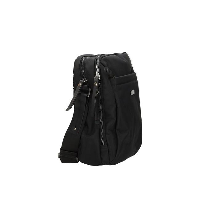 Bugatti pánská crossbody taška - černá