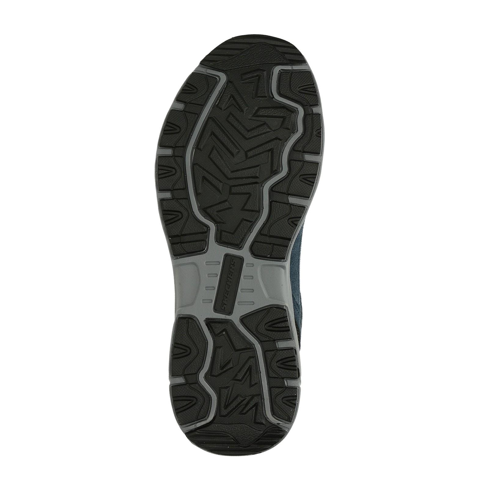 Skechers pánské pohodlné tenisky - tmavomodré