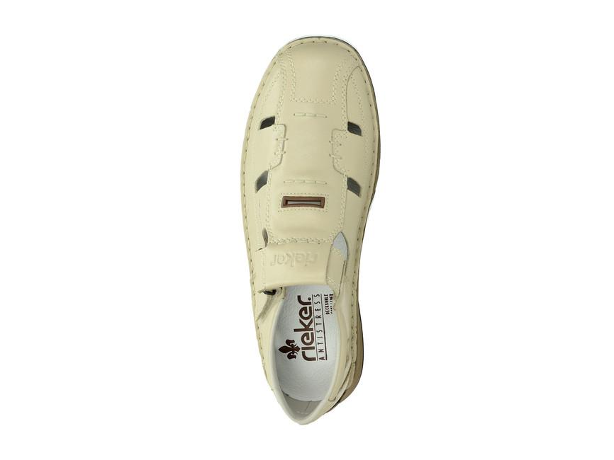 Rieker pánské sandály - běžové