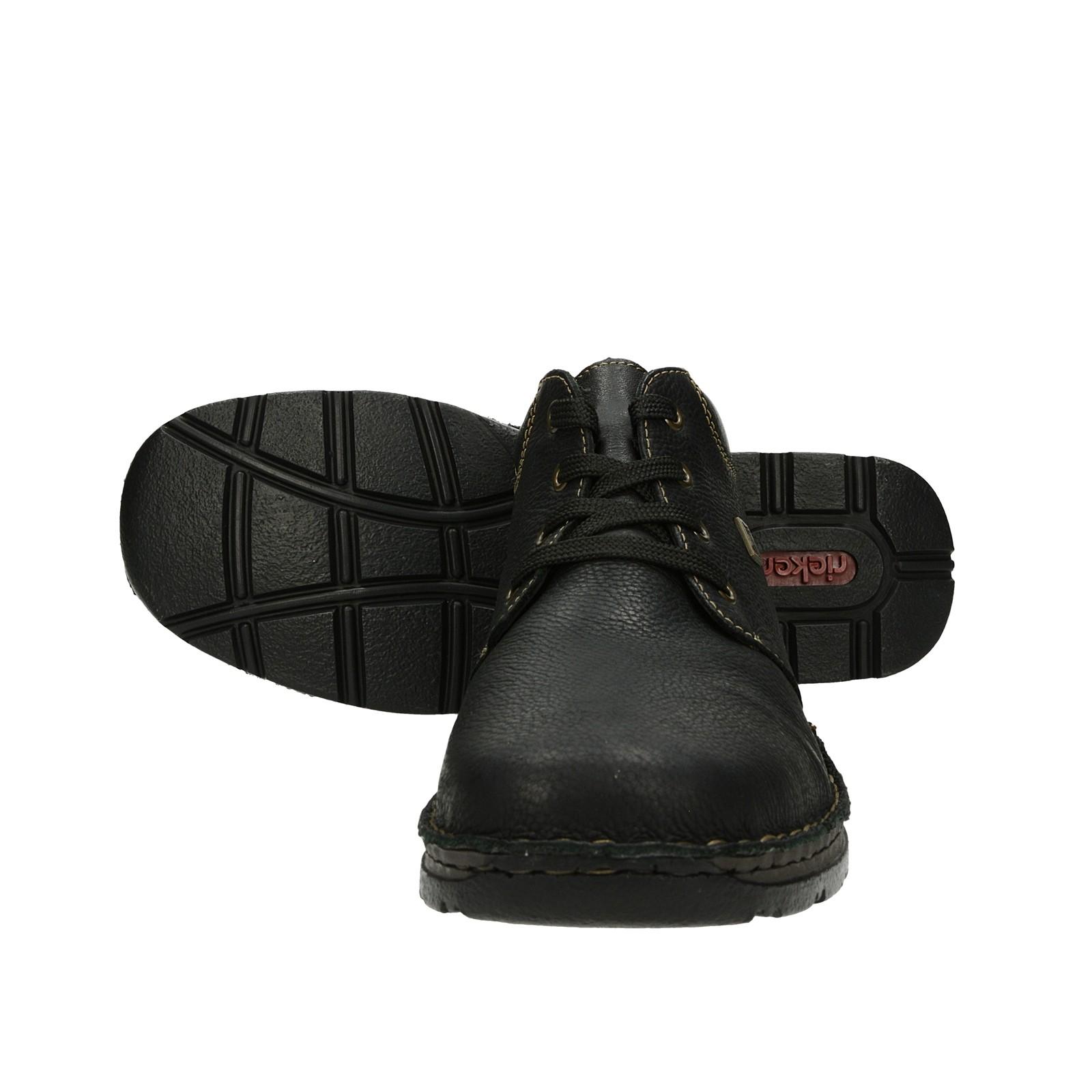 ... Rieker pánské zimní boty - černé ... e6eddf16d2