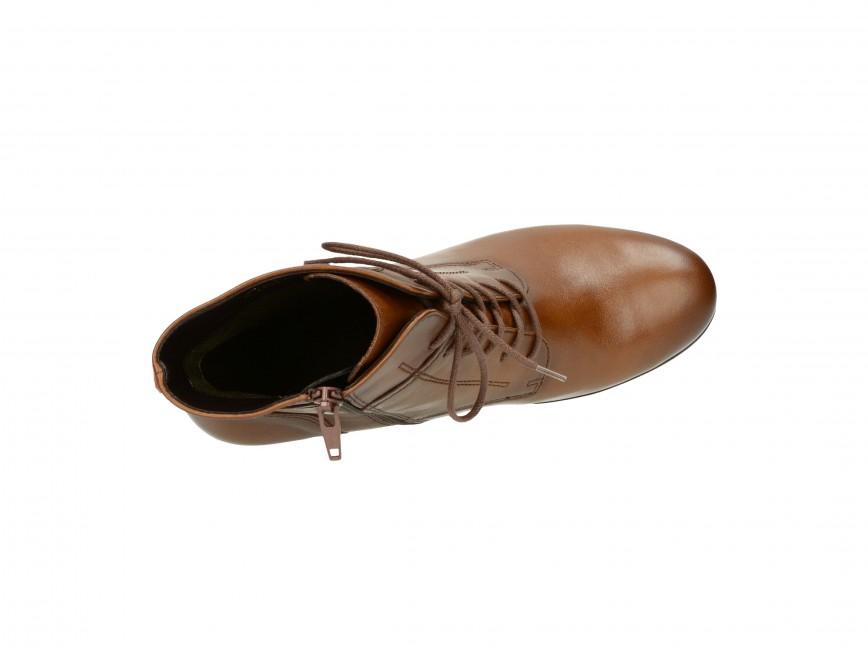 Gabor dámské kotníkové boty - koňakové ... 5beb041c0f