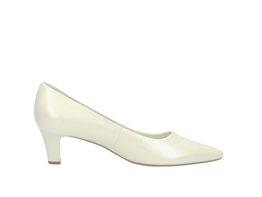 ... Gabor dámské lodičky - bílé ... 5a1d032d29
