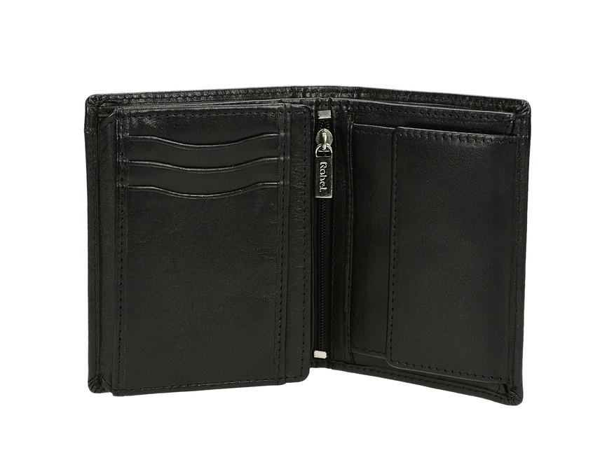 Robel pánská peněženka - černá