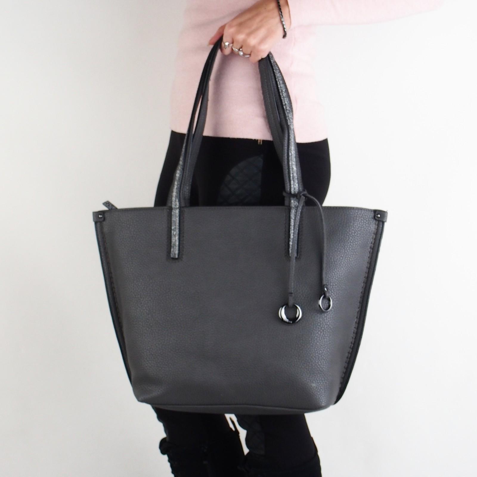Gabor dámská praktická kabelka - šedá