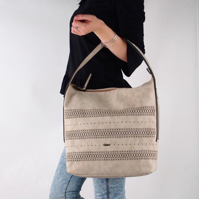 Gabor dámská praktická kabelka - béžová