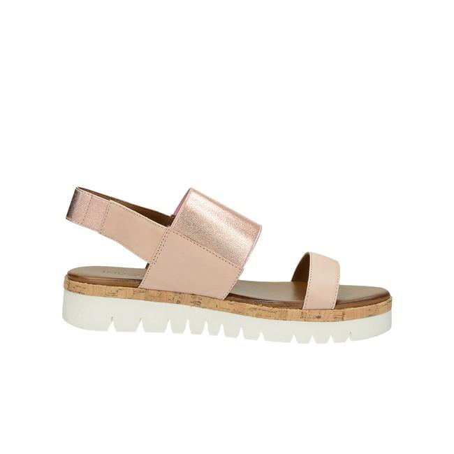 c0cf853362d Inuovo dámské stylové sandály - růžové ...