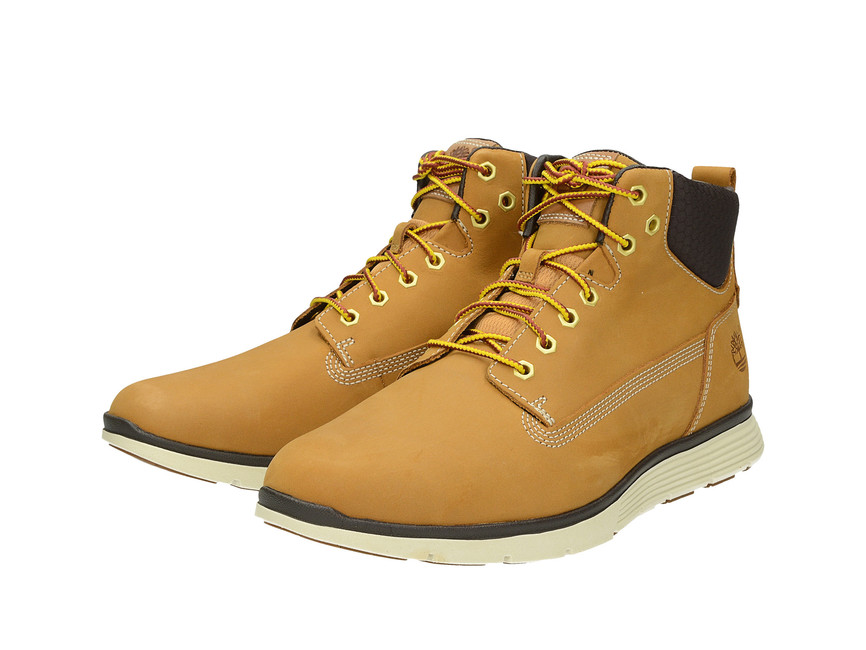 f7e519124c5 ... Timberland pánská stylová kotníková obuv - koňaková ...