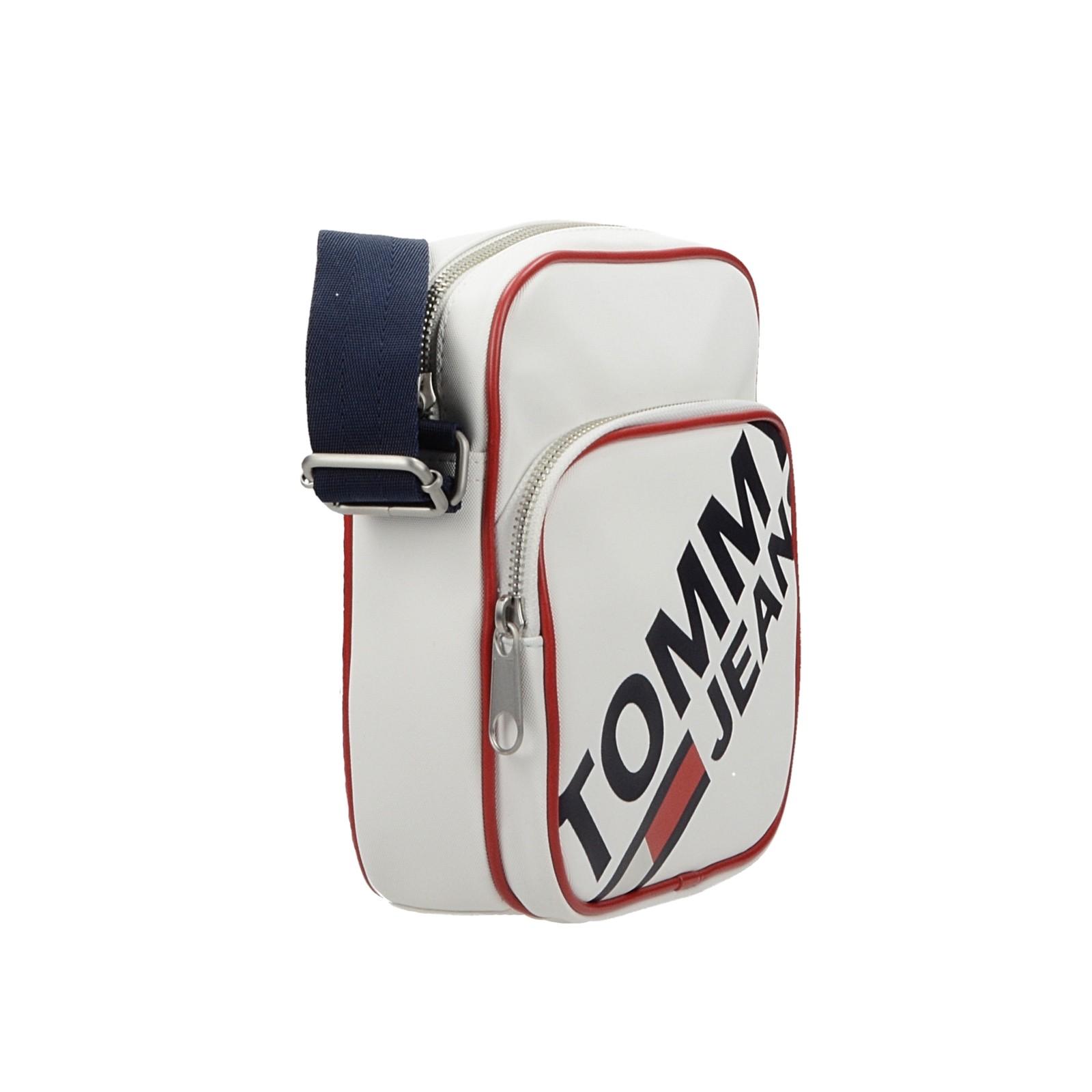 Tommy Hilfiger dámská stylová crossbody kabelka - bílá