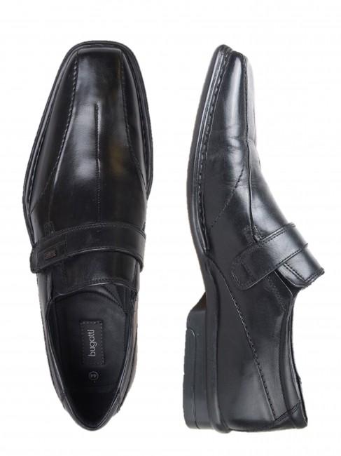 ... Bugatti pánské společenské boty - černé ... e9eda5ffd0