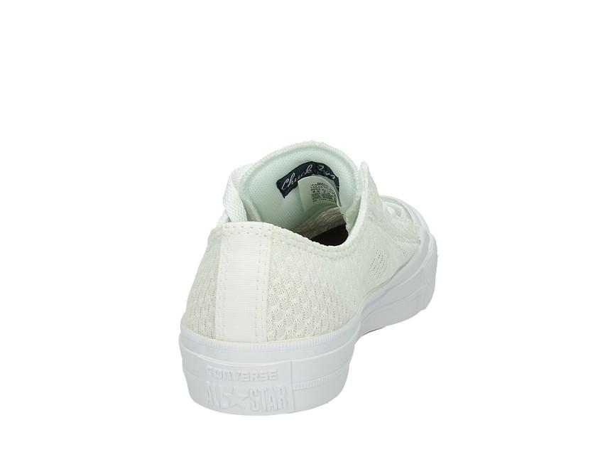 Converse dámské letní pohodlné tenisky - bílé