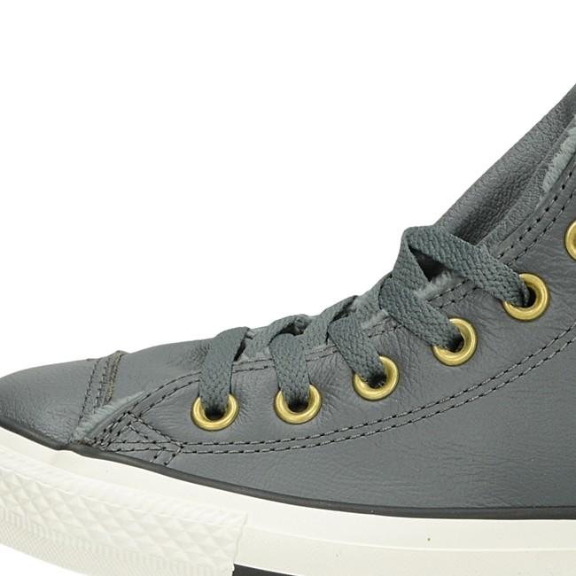 ... Converse dámské zateplené kotníkové boty - šedé ... cfff0dad14