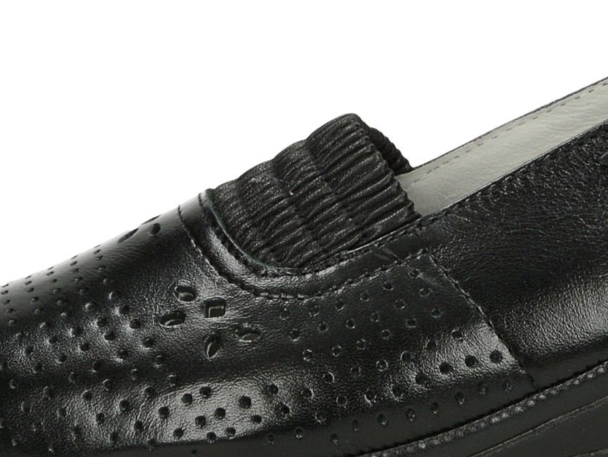 Robel dámské sandály - černé