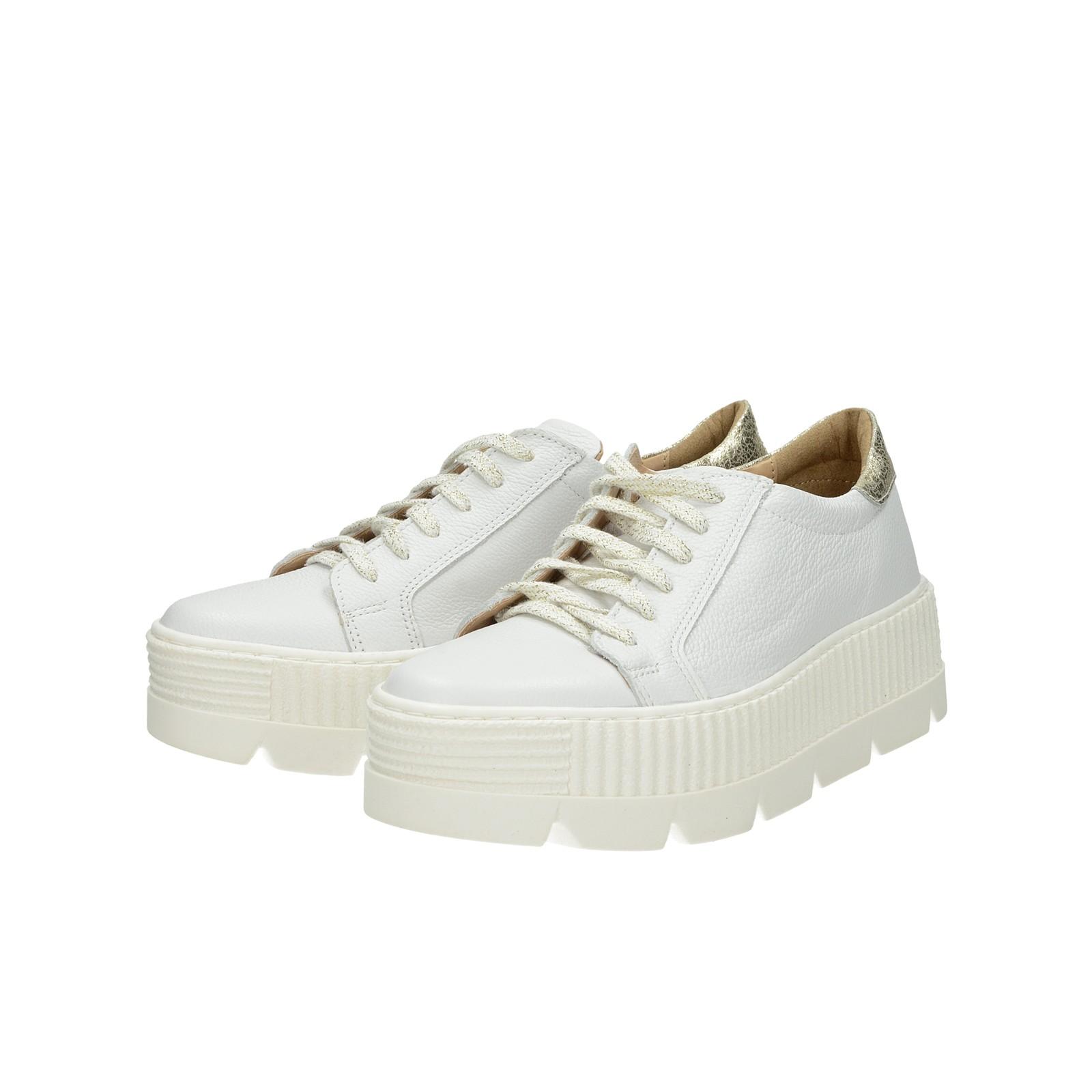 45f29be6ed ... Olivia shoes dámské tenisky na platformě - bílé ...