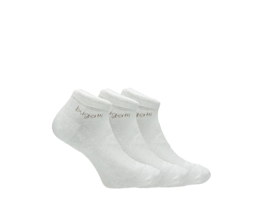 22690bd1fee Bugatti pánské kotníkové ponožky - jednobarevné Bugatti pánské kotníkové  ponožky - jednobarevné ...