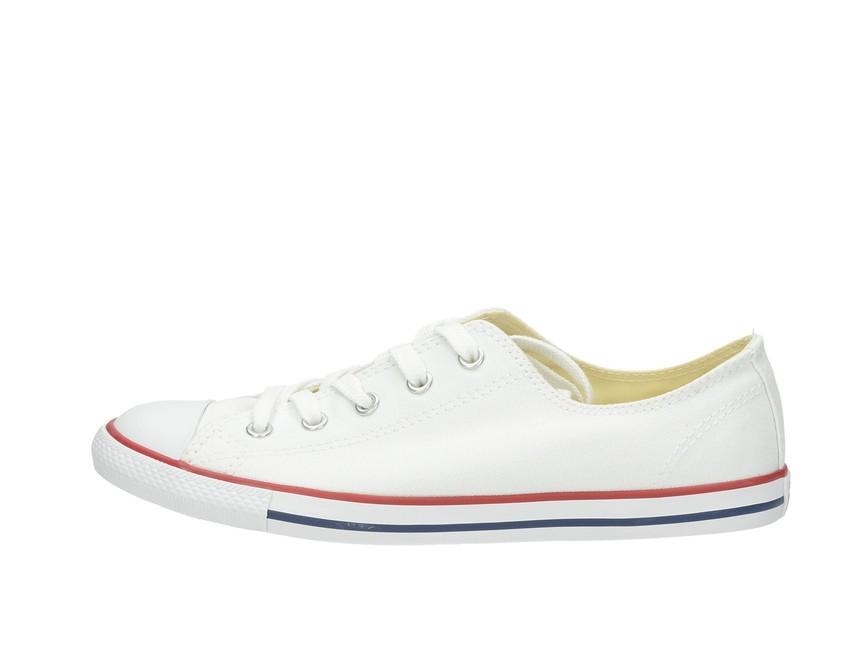 Converse dámské látkové tenisky - bílé Converse dámské látkové tenisky -  bílé ... 5bf7de6f80